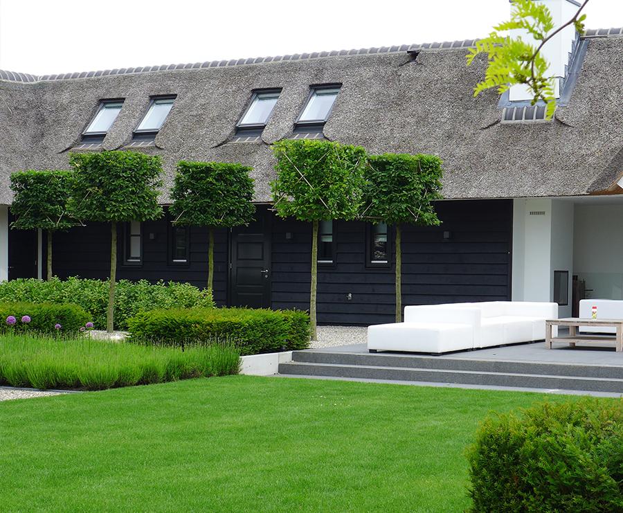 Groenplan tuinarchitectuur - Moderne landschapsarchitectuur ...